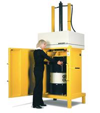 Tin Press, Can Press, Drum Press, West Waste Press